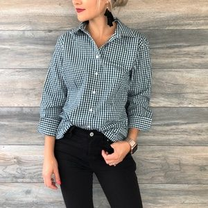 Brooks Brothers Fitted Non-Iron Button Down Shirt